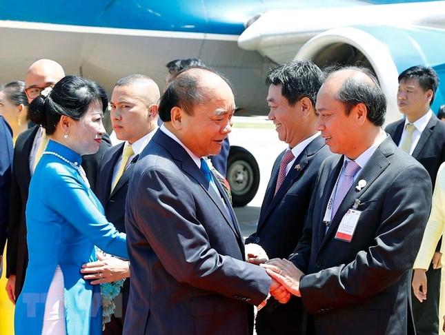 Hình ảnh về hoạt động của Thủ tướng Nguyễn Xuân Phúc tại Thái Lan ảnh 4