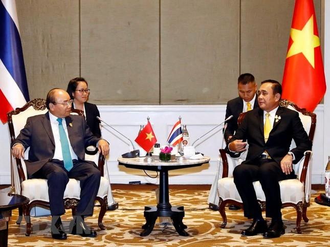 Hình ảnh về hoạt động của Thủ tướng Nguyễn Xuân Phúc tại Thái Lan ảnh 5