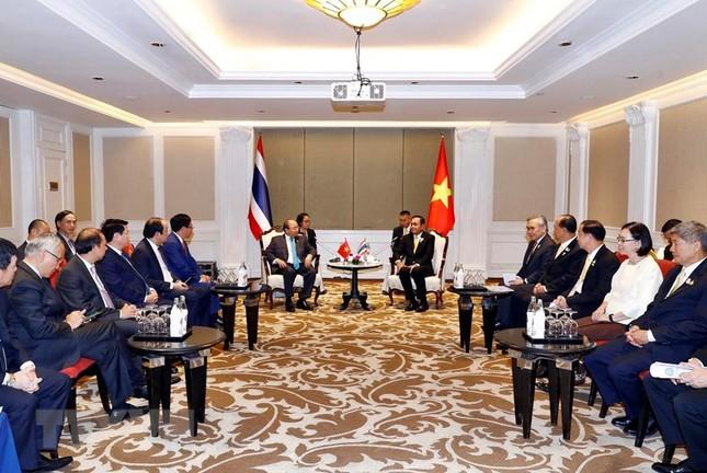 Hình ảnh về hoạt động của Thủ tướng Nguyễn Xuân Phúc tại Thái Lan ảnh 6
