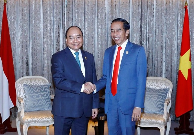 Hình ảnh về hoạt động của Thủ tướng Nguyễn Xuân Phúc tại Thái Lan ảnh 7