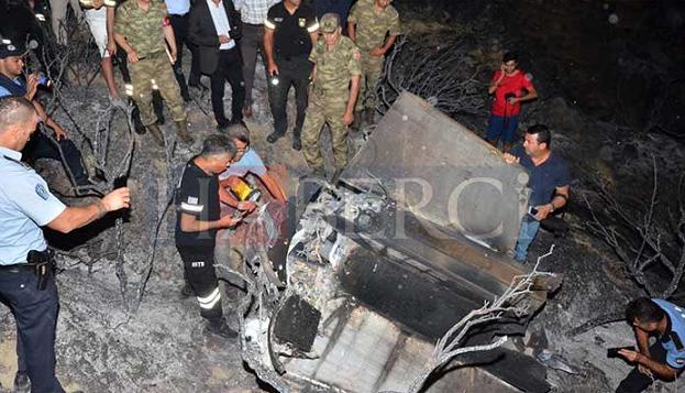 Tên lửa lạc hướng phát nổ tại Síp nghi S-200 do Syria khai hoả ảnh 2