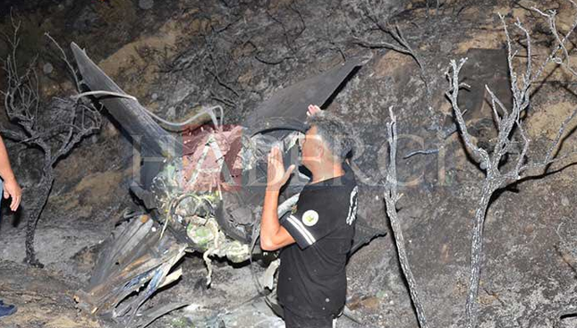 Tên lửa lạc hướng phát nổ tại Síp nghi S-200 do Syria khai hoả ảnh 3