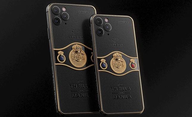 """Caviar ra mắt iPhone 11 chế tác từ áo """"cổ rùa"""" huyền thoại của Steve Jobs ảnh 5"""