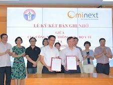 Ominext Group xây dựng Hệ thống giám sát tình trạng kháng thuốc kháng sinh Nhật Bản và muốn đưa mô hình về Việt Nam