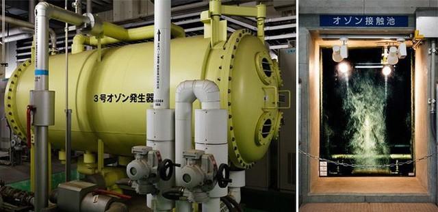 Quy trình xử lý nước ở Nhật Bản: Bất ngờ nước đóng chai từ vòi sinh hoạt ảnh 3