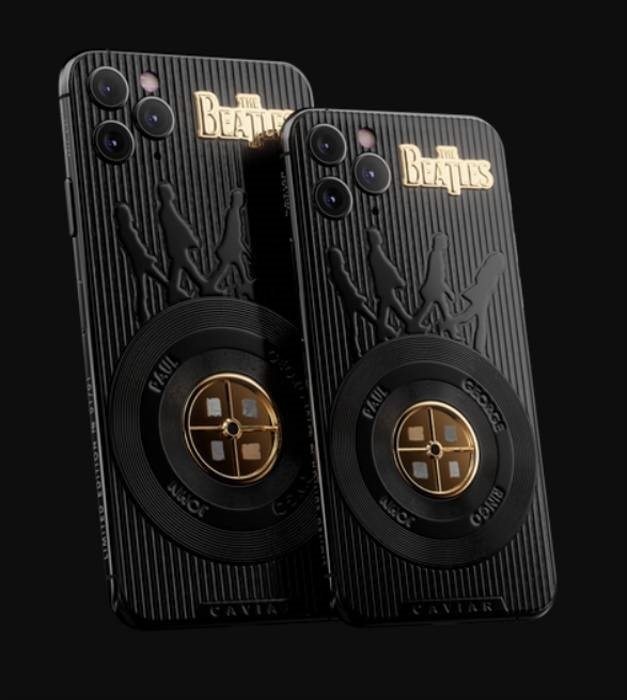 """Caviar ra mắt iPhone 11 chế tác từ áo """"cổ rùa"""" huyền thoại của Steve Jobs ảnh 4"""