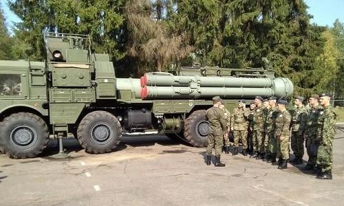 Nga lần đầu đưa 'rồng lửa' S-400 ra nước ngoài tập trận ảnh 1