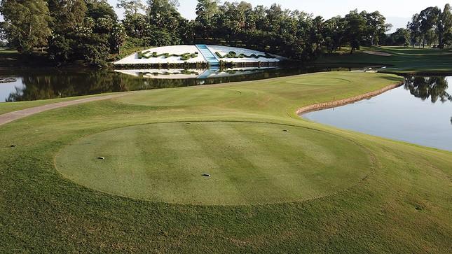 Sân Kings Course sẵn sàng cho trận đấu của 144 golfer ảnh 1