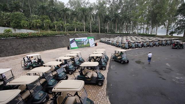 Sân Kings Course sẵn sàng cho trận đấu của 144 golfer ảnh 7