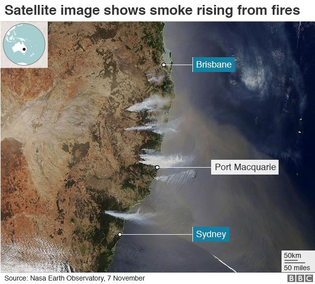 Nước Úc vật lộn với các vụ cháy rừng tồi tệ nhất trong 1 thập kỷ ảnh 2