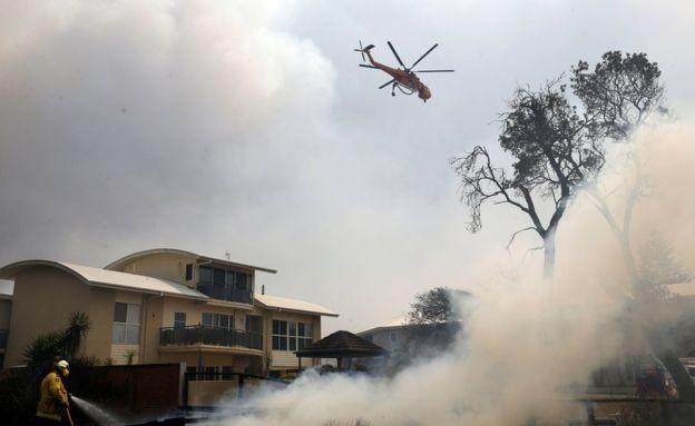 Nước Úc vật lộn với các vụ cháy rừng tồi tệ nhất trong 1 thập kỷ ảnh 4
