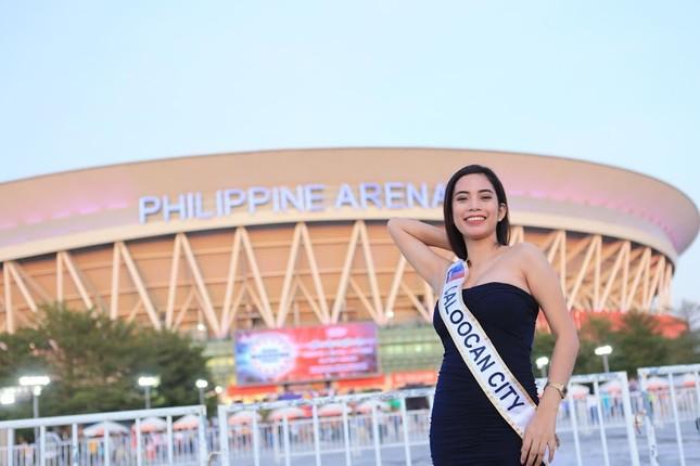 Dàn hoa hậu Philippines nóng bỏng gây 'náo loạn' lễ khai mạc SEA Games 30 ảnh 3