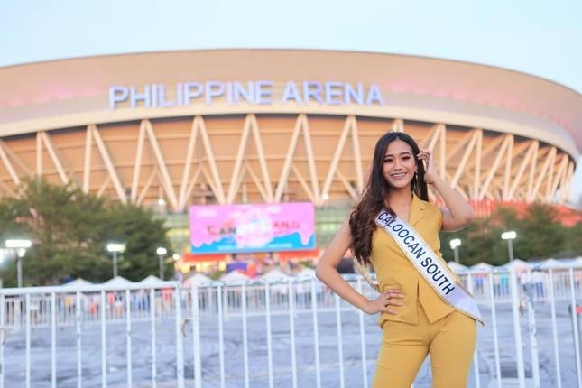 Dàn hoa hậu Philippines nóng bỏng gây 'náo loạn' lễ khai mạc SEA Games 30 ảnh 5