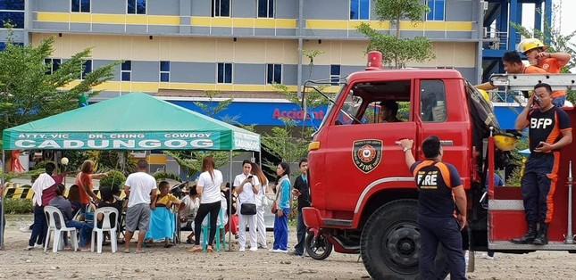 Động đất mạnh 6,8 độ rung chuyển miền nam Philippines ảnh 4