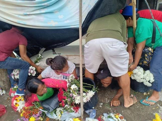Động đất mạnh 6,8 độ rung chuyển miền nam Philippines ảnh 3