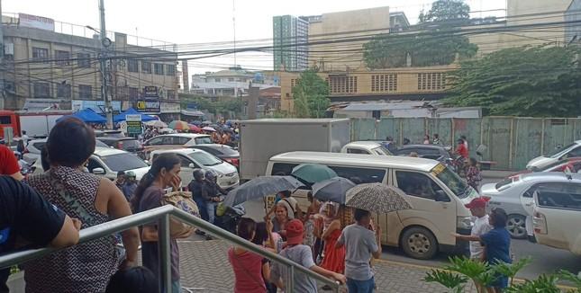 Động đất mạnh 6,8 độ rung chuyển miền nam Philippines ảnh 5