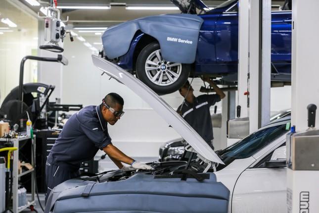Chương trình tri ân cuối năm khách hàng BMW và MINI ảnh 1