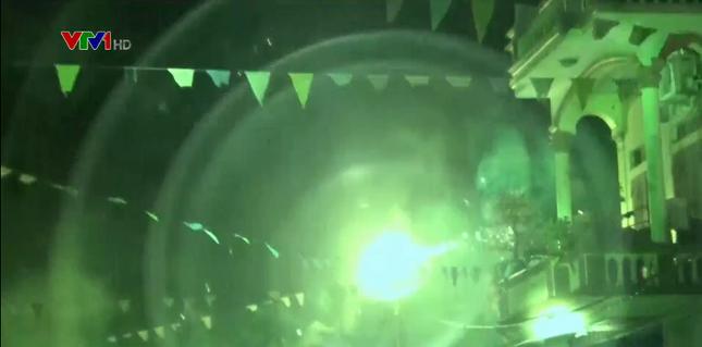 Thu giữ lựu đạn, bom xăng, bắt các đối tượng gây rối ở xã Đồng Tâm ảnh 1