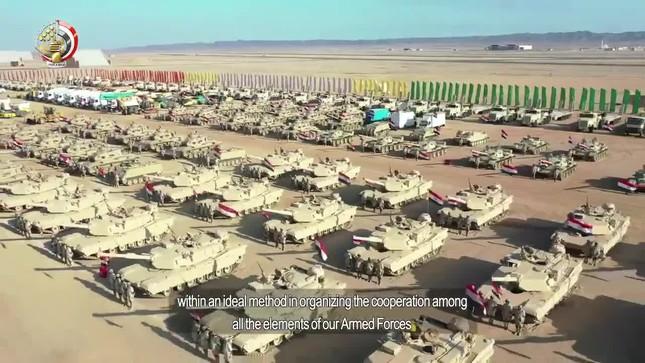 Ai Cập đưa căn cứ quân sự lớn nhất ở Biển Đỏ vào hoạt động ảnh 2