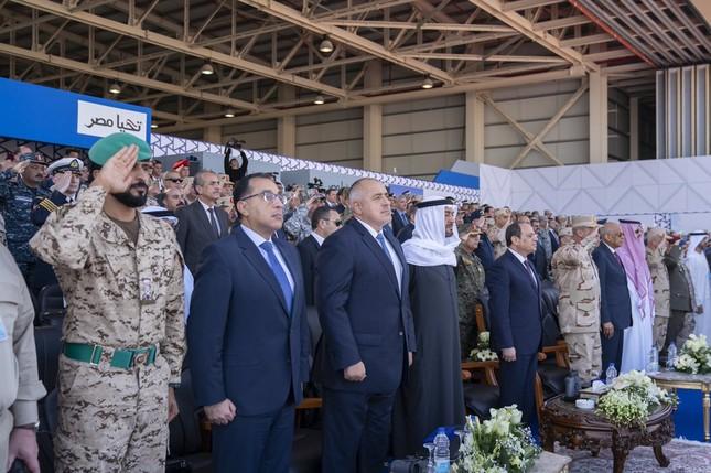 Ai Cập đưa căn cứ quân sự lớn nhất ở Biển Đỏ vào hoạt động ảnh 1