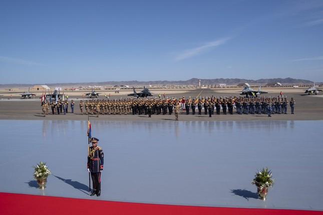 Ai Cập đưa căn cứ quân sự lớn nhất ở Biển Đỏ vào hoạt động ảnh 3