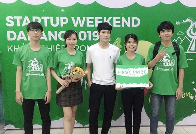 Sinh viên Duy Tân giành nhiều giải cao tại các cuộc thi Khởi nghiệp ảnh 1