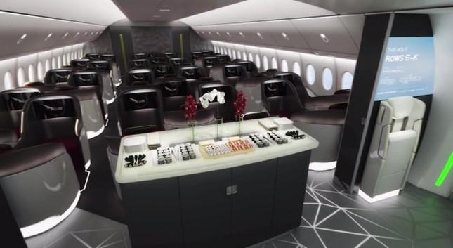 Boeing giới thiệu Bamboo Airways siêu máy bay Boeing 777-X ảnh 5
