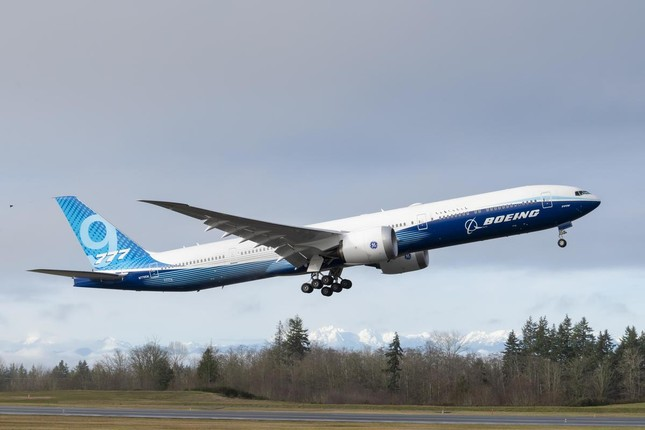 Boeing giới thiệu Bamboo Airways siêu máy bay Boeing 777-X ảnh 2