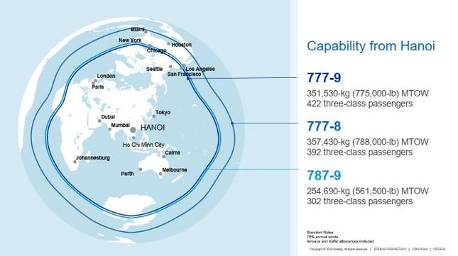 Boeing giới thiệu Bamboo Airways siêu máy bay Boeing 777-X ảnh 6