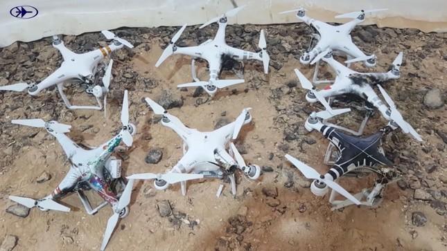Israel khoe vũ khí laser có thể triệt hạ toàn bộ UAV đến gần ảnh 2