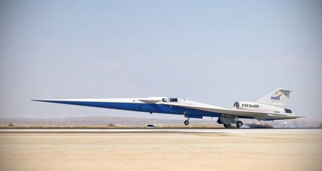 Máy bay siêu thanh X-59 lắp ráp từ các bộ phận đã qua sử dụng ảnh 1