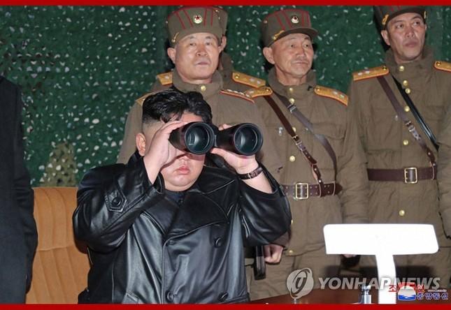 Điểm nhấn mới trong phòng thủ chiến lược của Triều Tiên ảnh 1