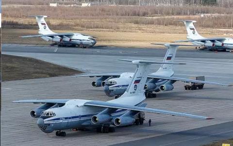Ba Lan không cho máy bay Nga chở đồ cứu trợ qua không phận? ảnh 1