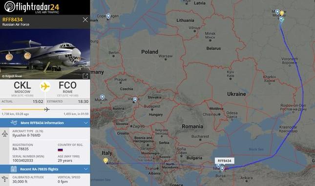 Ba Lan không cho máy bay Nga chở đồ cứu trợ qua không phận? ảnh 2