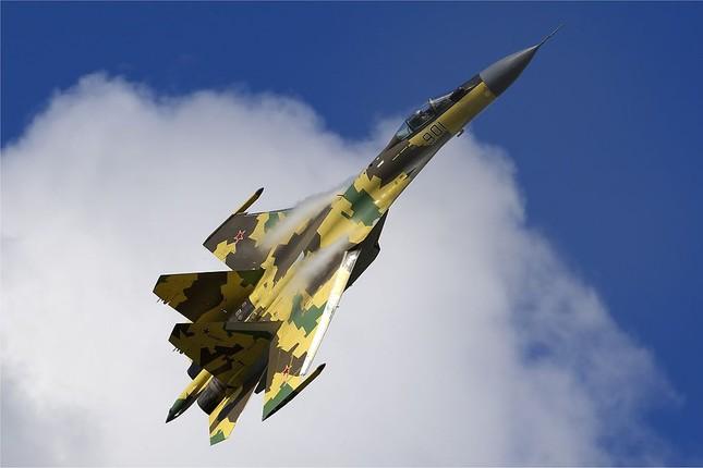 Nga sản xuất hàng loạt 'vua tác chiến trên không' Su-35 cho Ai Cập ảnh 1