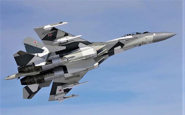 Nga sản xuất hàng loạt 'vua tác chiến trên không' Su-35 cho Ai Cập ảnh 2