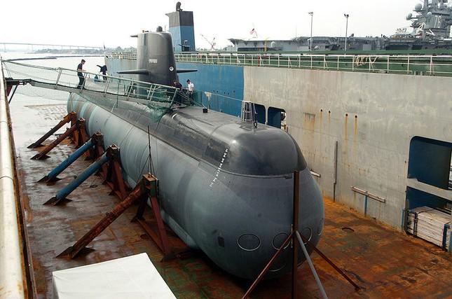 Hải quân Thụy Điển sở hữu tàu ngầm hiện đại nhất vùng Baltic ảnh 1
