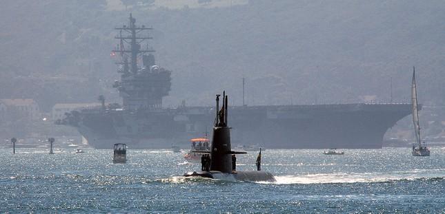 Hải quân Thụy Điển sở hữu tàu ngầm hiện đại nhất vùng Baltic ảnh 3
