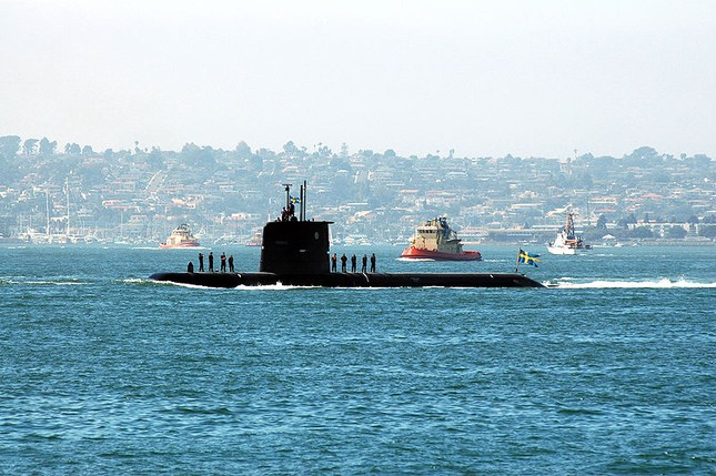 Hải quân Thụy Điển sở hữu tàu ngầm hiện đại nhất vùng Baltic ảnh 2