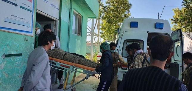 Đánh bom nhằm vào Tổng cục An ninh Quốc gia Afghanistan, 47 người thương vong ảnh 1