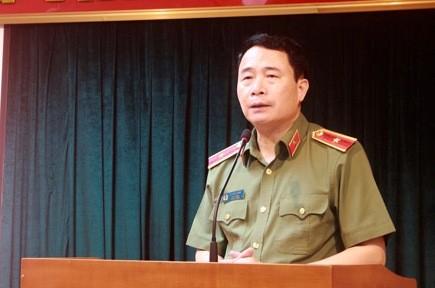Ban Bí thư kiện toàn nhân sự UBKT Đảng ủy Công an Trung ương ảnh 1