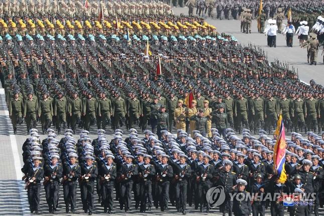 Triều Tiên chuẩn bị duyệt binh quy mô lớn ảnh 1