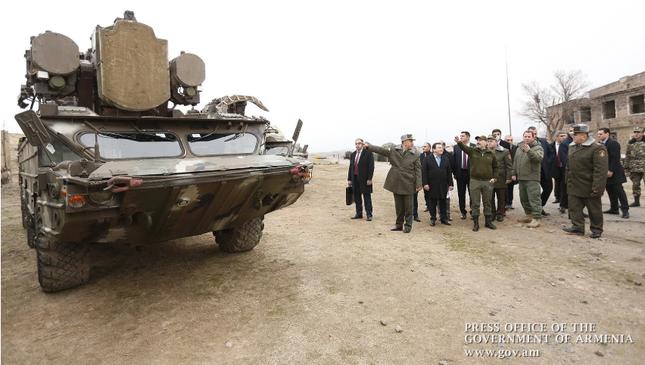 Azerbaijan khoe chiến tích hủy diệt toàn bộ hệ thống phòng không OSA, S-300 của Armenia ảnh 1
