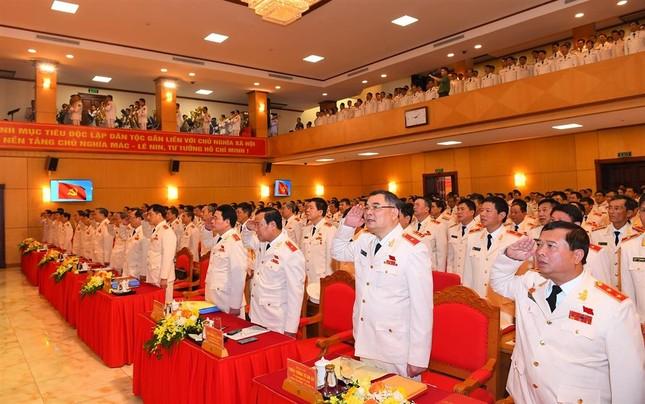 Hình ảnh phiên trù bị Đại hội đại biểu Đảng bộ Công an Trung ương ảnh 2