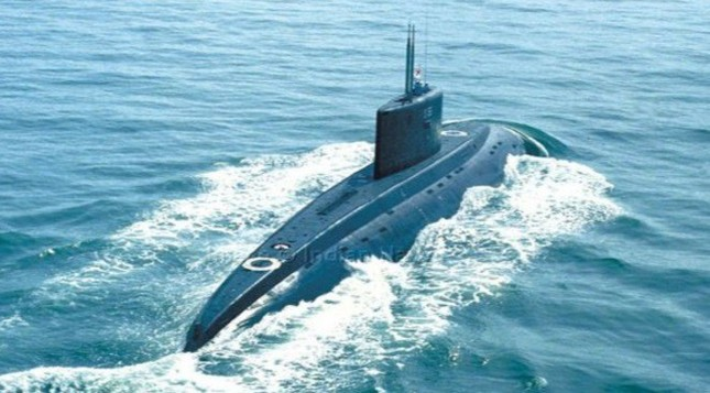 Khám phá tàu ngầm chiến đấu đầu tiên của Hải quân Myanmar ảnh 4