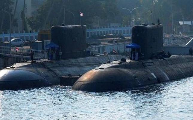 Khám phá tàu ngầm chiến đấu đầu tiên của Hải quân Myanmar ảnh 6