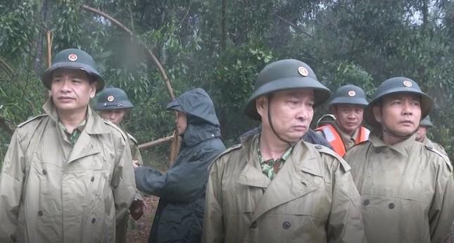 Những hình ảnh cuối cùng của tướng Man và Đoàn công tác tại Trạm 67 ảnh 1