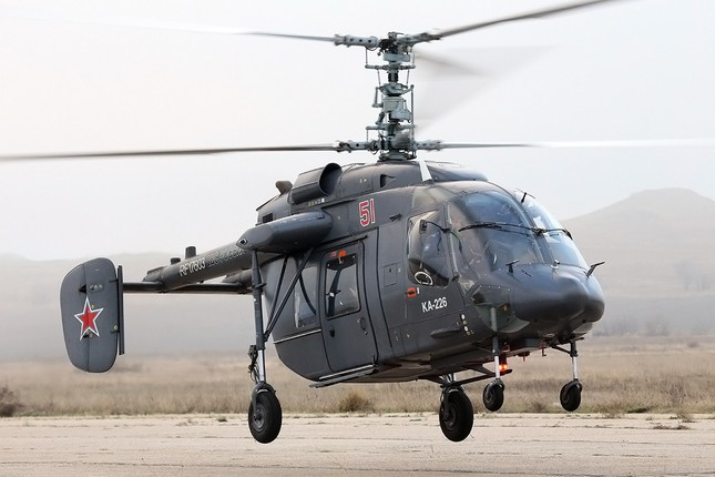 Khám phá loạt trực thăng yểm trợ mặt đất trong Lực lượng Không quân Vũ trụ Nga ảnh 11