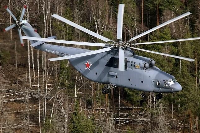 Khám phá loạt trực thăng yểm trợ mặt đất trong Lực lượng Không quân Vũ trụ Nga ảnh 6