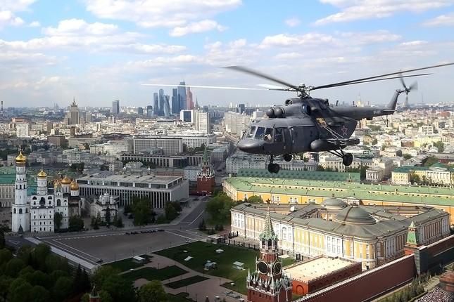 Khám phá loạt trực thăng yểm trợ mặt đất trong Lực lượng Không quân Vũ trụ Nga ảnh 8